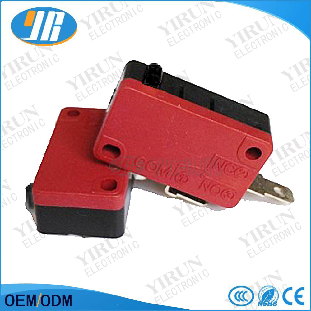 Factory price 2 terminals microswitch for push button microswitch  game machine micro switch