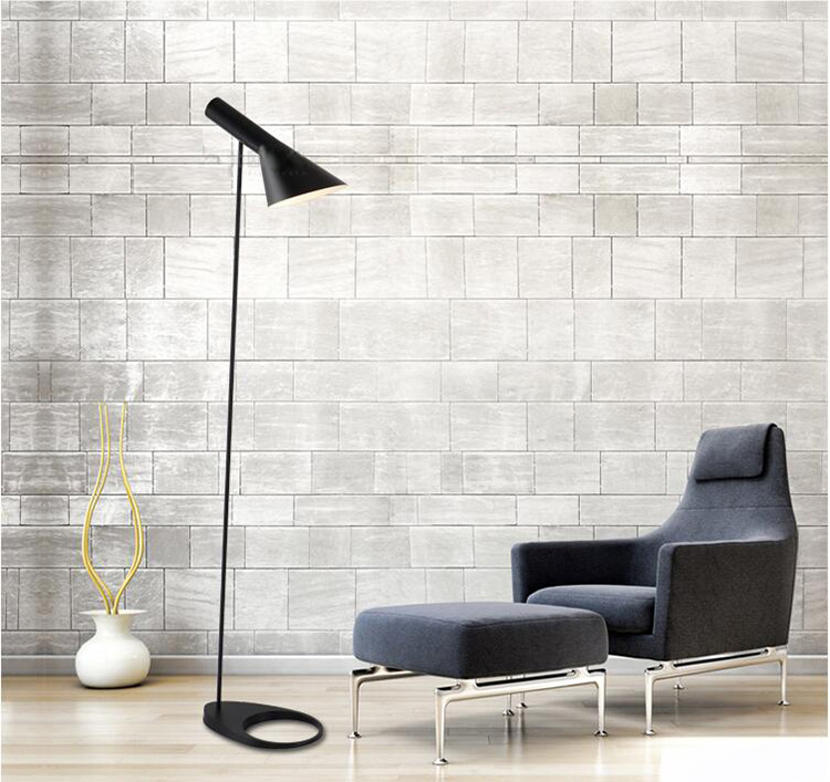 AJ-Floor-Lamp-E27-Black-White-Arne-Jacobsen-Louis-Poulsen-Metal-Stand-Floor-Lights-For-Living (1)