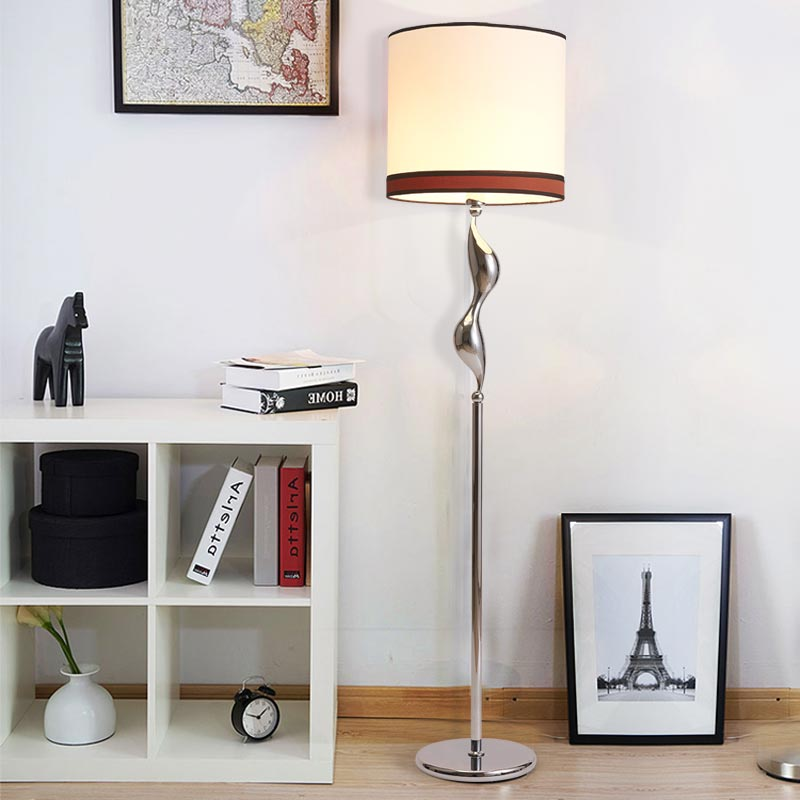 Modern Standing Lamps For Living Room Bedroom Kids Long ...