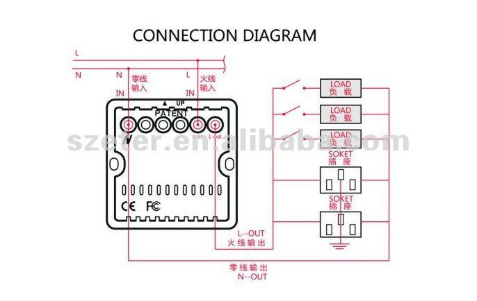 rack saver switch wiring diagram wiring diagram Relay Switch Diagram rack saver switch wiring diagram simple wiring diagrams125khz em4305 t5557 t5567 em card power 3 prong