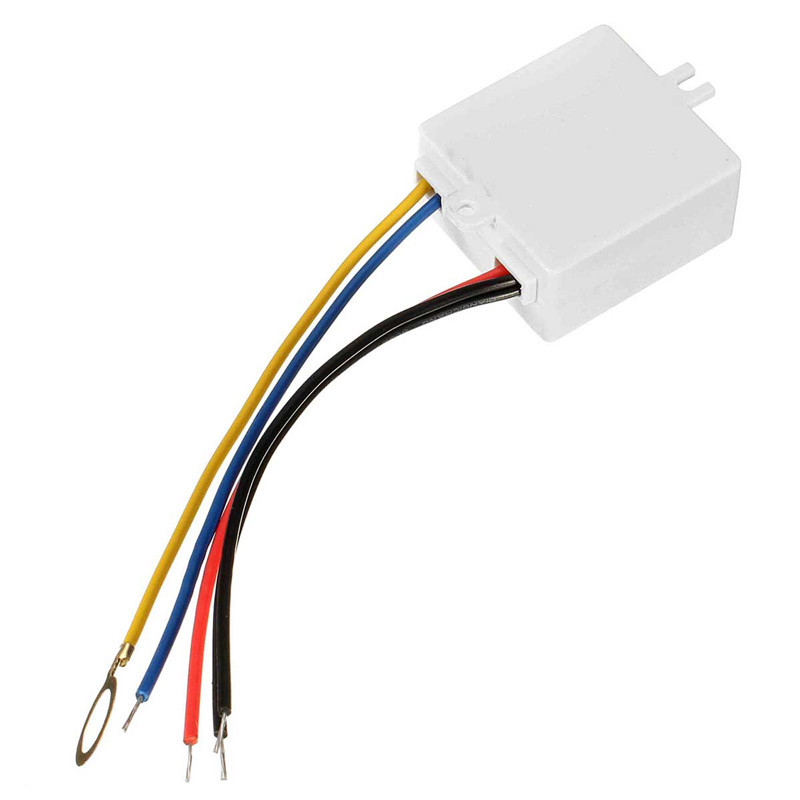 Touch Switch 50 To 60HZ LED Lamp DIY Accessories XD-608 Switch On Off Black /Blue/Red/Yellow Line 120V to 240V