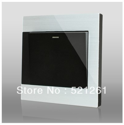 wall switch touch light switch access control the switches AC 110-250V  10a  1 gang 1way