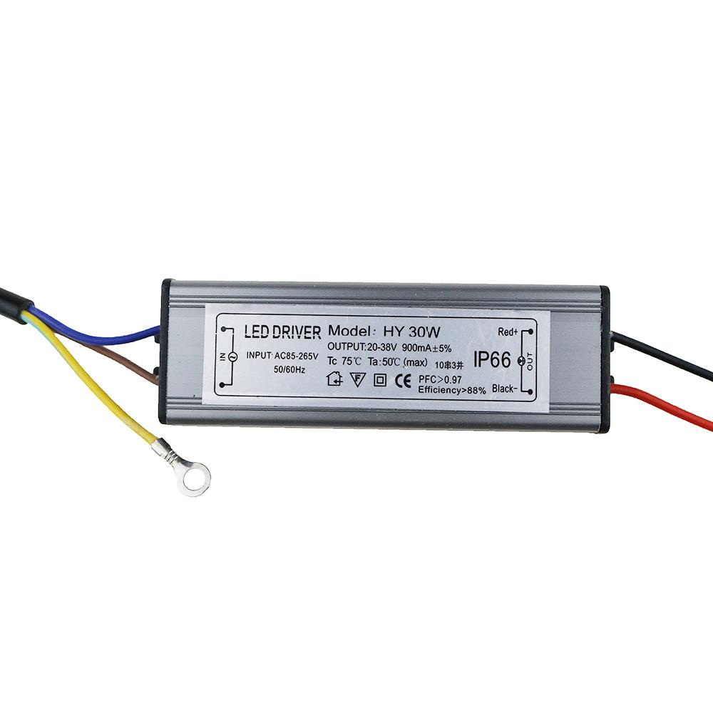 ... DC 20-40V 10W20W30W50W 300mA/600MA/900MA/1500MA Power Supply Floodlight LED ...
