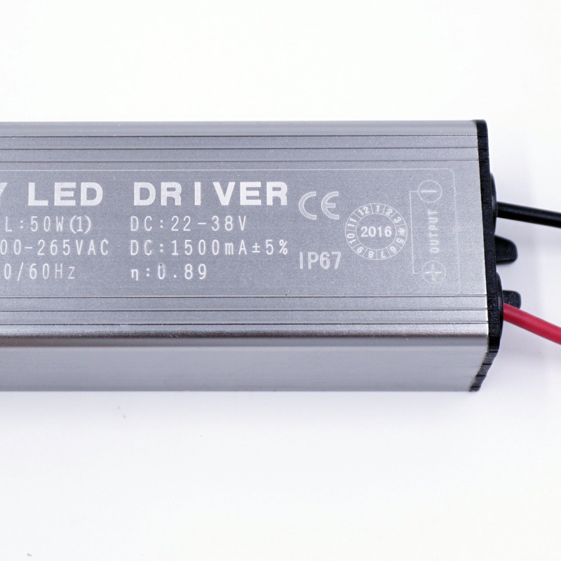 [MingBen]LED Driver Power Supply 10W 20W 30W 50W 70W Convert AC100-265V To DC22-38V MB Lighting Driver For Floodlight No Flicker