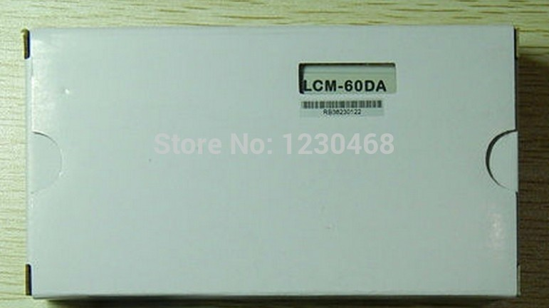 60W MEANWELL LCM-60DA DALI dimmable LED driver dimming LED power supply with DIP selectable constant current