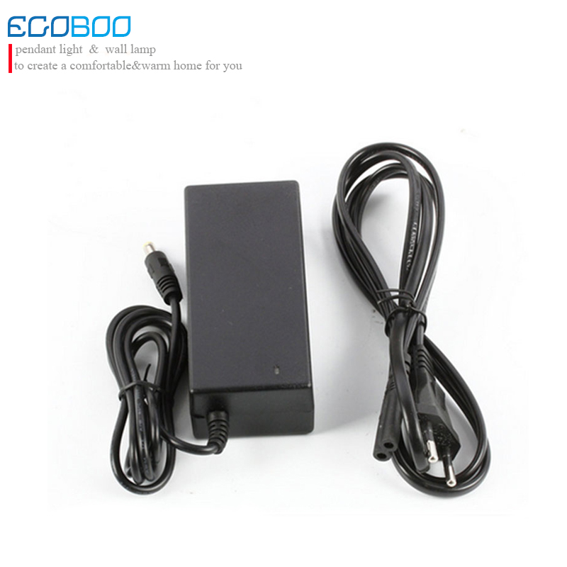 Single 36w Transformer 36w 3a 12v power adapter for Cabinet Lamp Lighting EU / US Plug