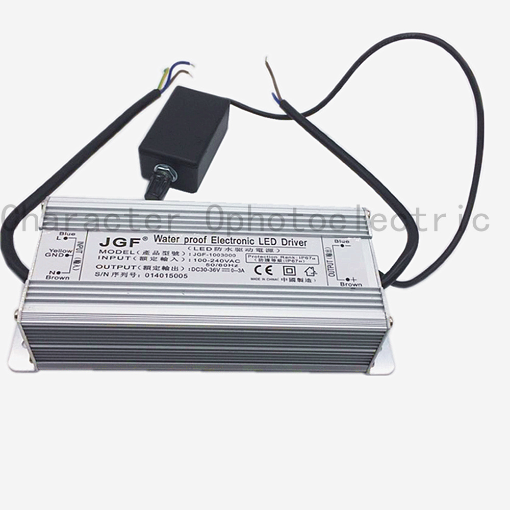 50W 100W 150W 200W HighWaterproof Dimmer Diver Power LED Driver Dimmable IP67 driving power supply  led driver