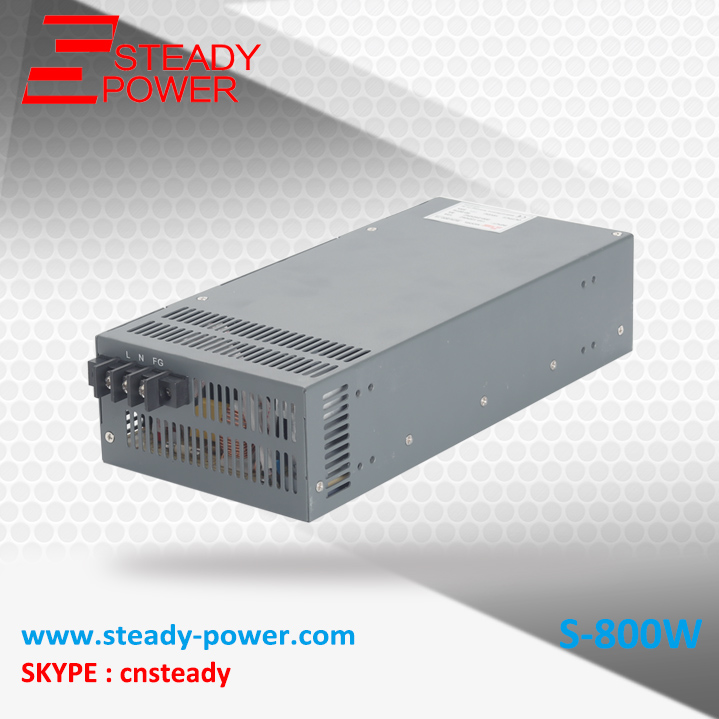 800W 1000W 12V 66A 24V 33A 48V 15A 800 watt industry switching power supply 800W FOR LED / CCTV CAMMERA