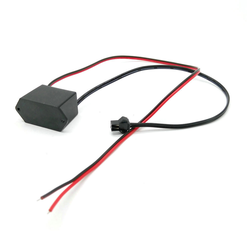 DC 12V Drive Controller For 1-10M Neon Light LED Strip Light EL Wire Glow Flexible Neon Decor