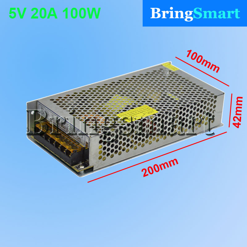 5V 4A, 5A, 10A, 20A, 40A, 60A Switching DC Power Supply