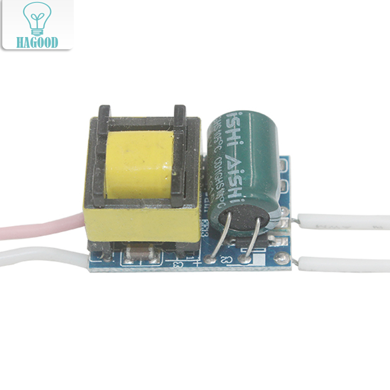 4-5W LED Driver Power Supply Adapter DC12-18V AC85 - 265V Constant Current 300mA Transformer For 5050/3528 LED Strip