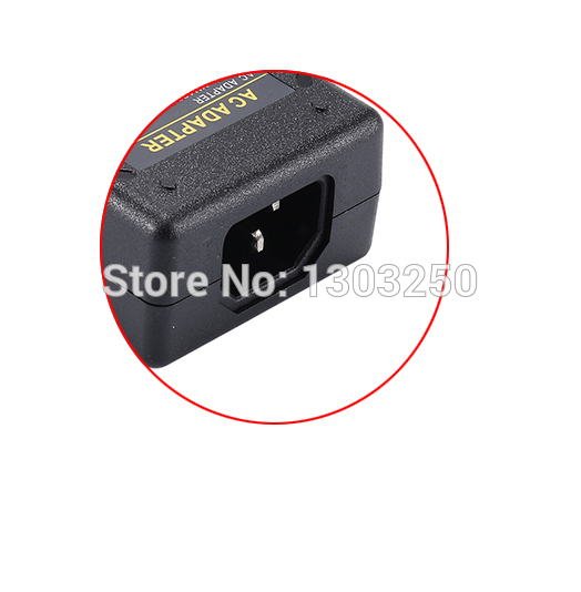 AC DC Power Supply 48V 3A 2A 1A 0.8A Adapter Charger Transformer With Cord cable For LED Strip Light CCTV Camera With IC Chip