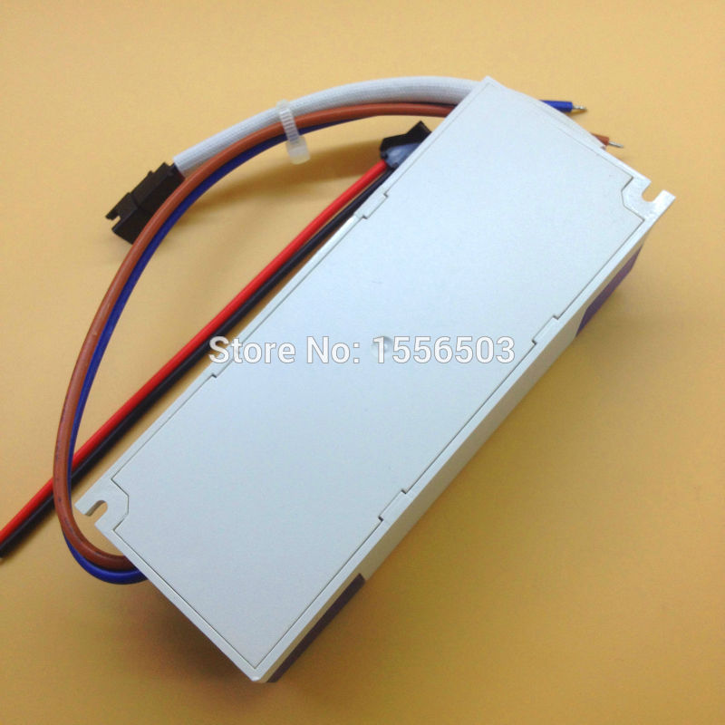 4 PCS LED Lamp Driver 10-18X3W 600ma 650ma DC 30-60V 30W 40W High Power AC DC Transformer for Grow Light Floodlight Spotlight