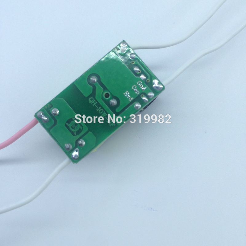 2PCS 3-4*3W Isolated Led Driver 9W 12W Lamp Driver Power Supply Lighting Transformer AC85-277V 110V 220V 600mA Output 3X3W 4X3W