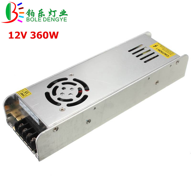 LED Lighting Transformers AC 110V 220V To 12V Switching Power Supply 36W 60W 100W 200W Power Adapter For LED Strip CCTV Camera