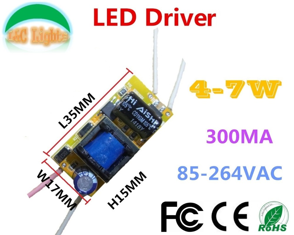 100pcs Lot 4w 5w 6w 7w Led Driver Bp3135 300ma Constant Current Dc 512v Circuit 3w Buy 3wled Power Supply 110v