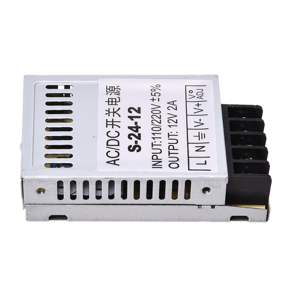Hot Sale 24W Driver Power supply Transformer DC 12V 2A by Band LED Light Lamp