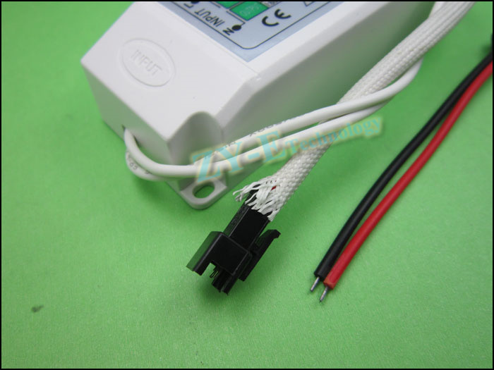 1 pc/lot AC85-265V input Lighting transformer Led Driver 8-12x3W,600mA Power Supply transform 24W 30W 36W ceiling Driver freesh