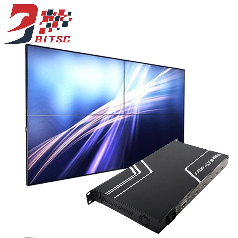 SZBITC Great Video Wall Controller 1080P TV shows screen