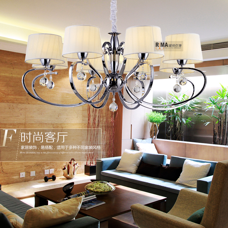 2016 modern lustre crystal chandelier with high quality factory direct crystals chandelier hot sale