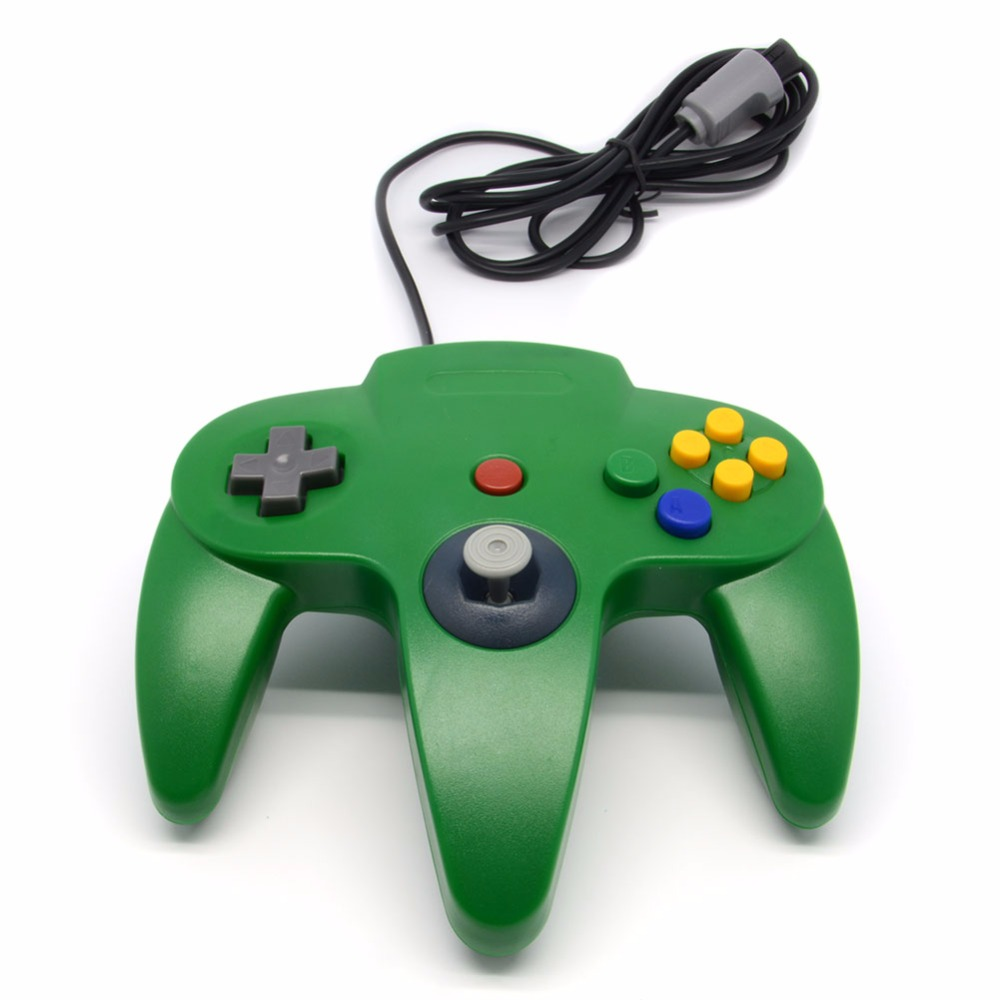 Classic Retrolink Wired Gamepad joystick for N64 controller special  Nintendo N64 Game Console Analog gaming joypad