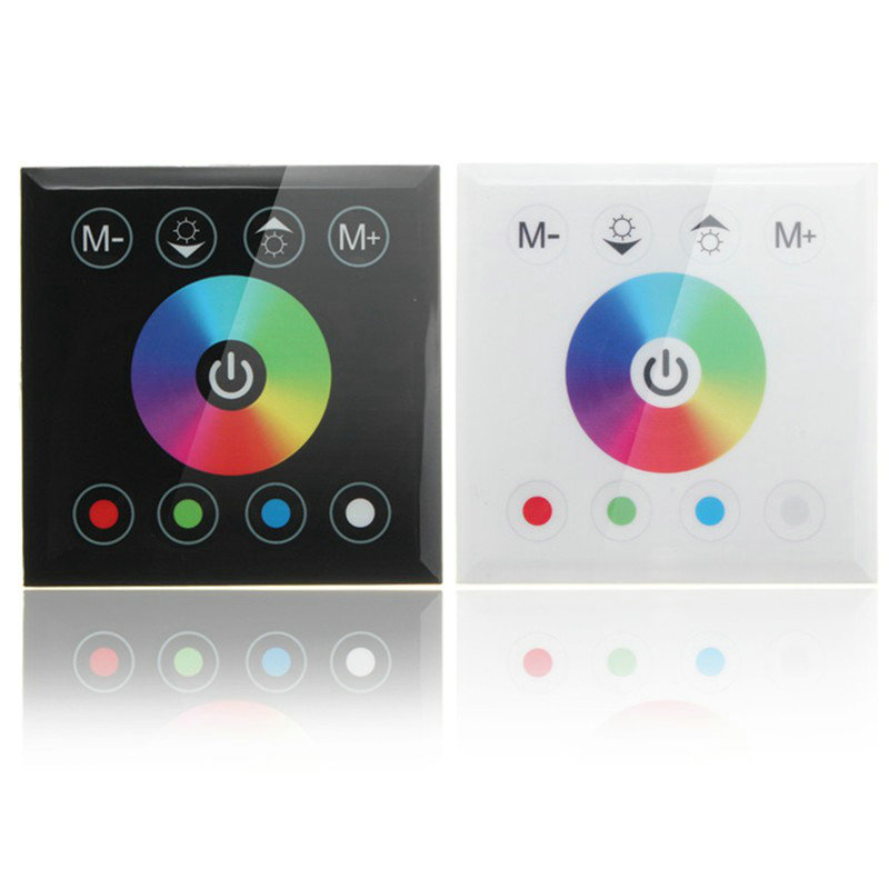 DIY Home Lighting RGBW LED Touch Panel Controller Touch