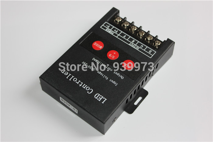 led RGB controller for  led strip lights led  module 5-24v 360w for 25m led 5050 RGB STRIP  AND 3528 RGB STRIPS
