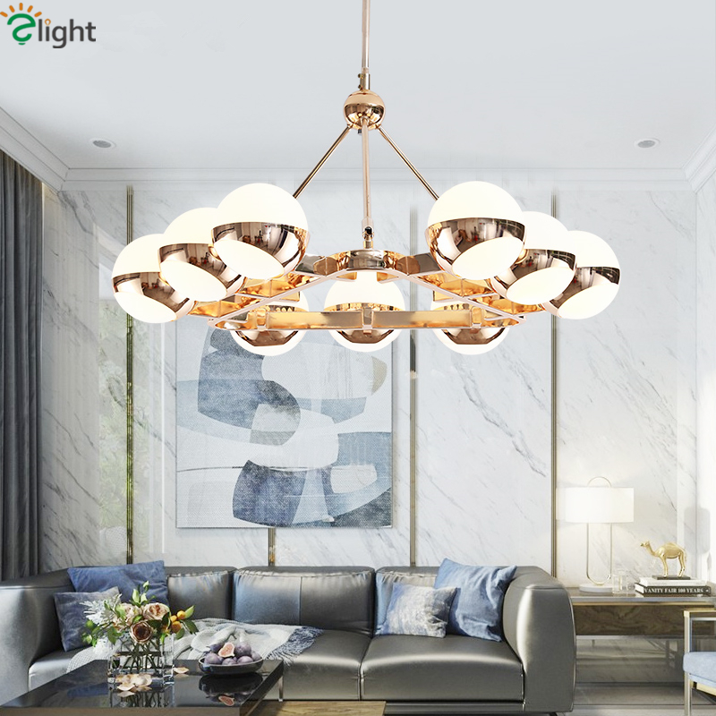 Nordic Rod Pendant Chandelier For Living Room Lustre Plate Gold Led Chandelier Luminaria Led Chandelier Lighting Indoor Lighting