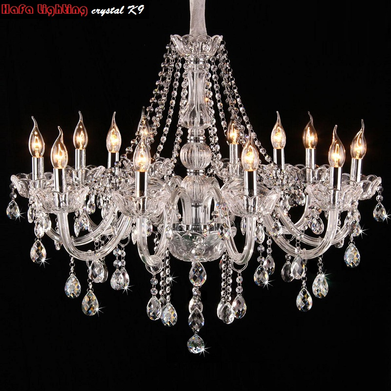 Chandelier light Modern crystal Chandeliers lighting Lights modern chandelier For dining room bedroom Living room crystal lights