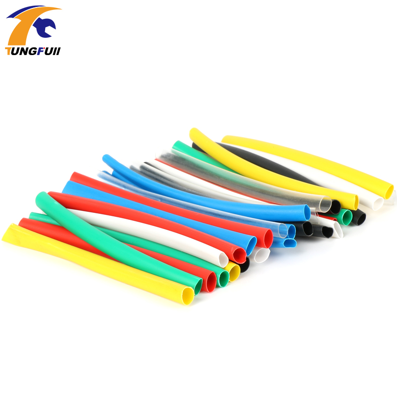 50mm, Red Heat Shrink Tubing Sleeve 2:1 Shrink Ratio 1.2m Length Various Colours Sizes