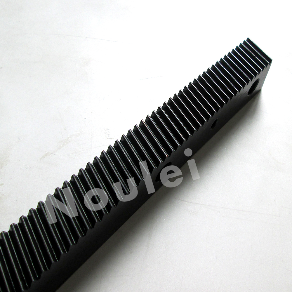NL 1400mm High precision Helical and rack Lefthelical and right helical rack gear for plasma cutting machine/large cnc router