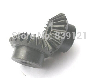 Precision bevel gear 1:2 ratio /3 Model bevel gear transmission / 90 degrees at 3 model