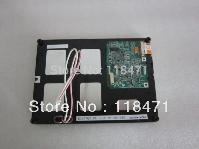 5.7 inch KG057QV1CA-G050 LCD Panel  new and original parts 6 month warranty