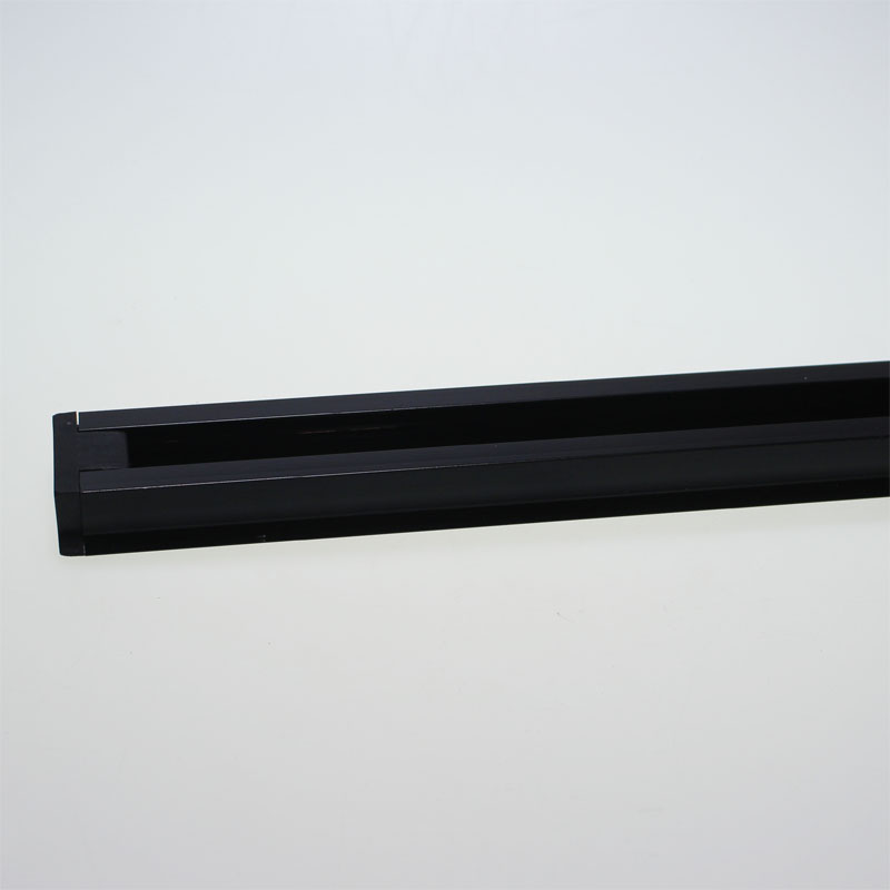 New 0.3m/1mLED Track light Rail For Tracking lights shopping mall lighting 2 line/wire rail