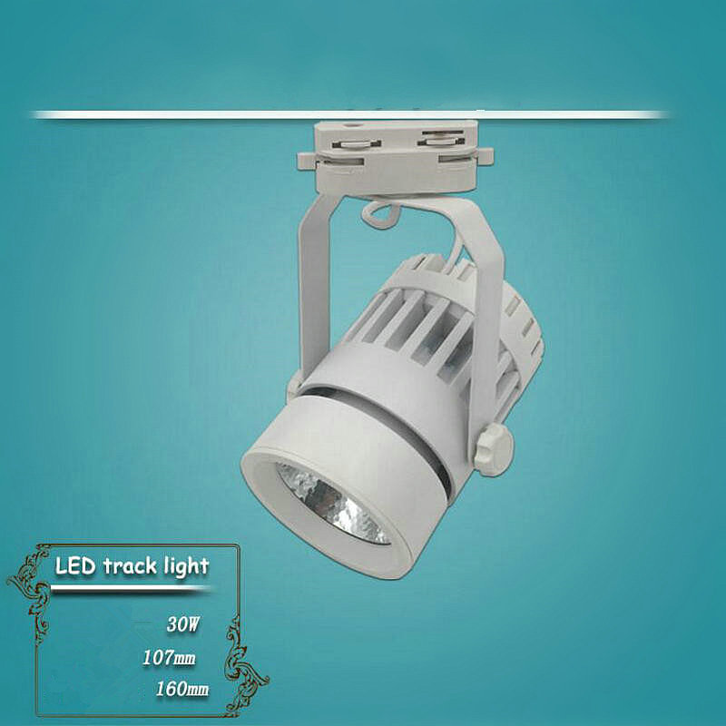 New Design Retail Sale AC85-265V 20W 30W COB LED Track Light,Spot Wall Lamp LED Spotlight High quality best price