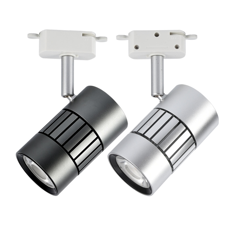 New LED Track Lighting Heads Spotlight 30W Super Bright COB Light Source 3000LM  Lights Fixtures for Clothing Store lamp