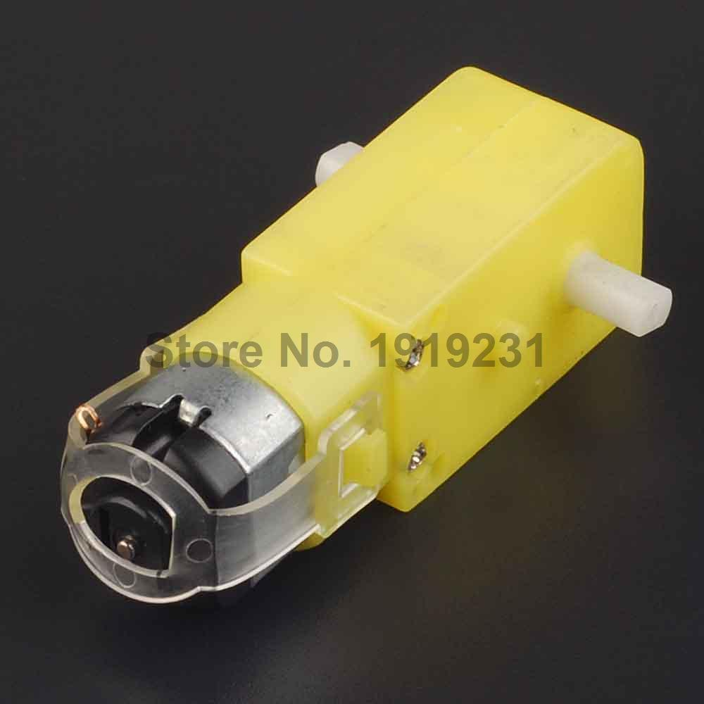 TT Motor Smart Car Robot Gear Motor for Arduino
