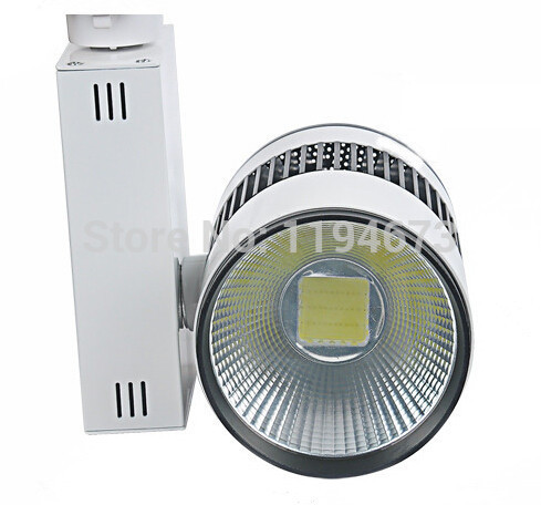Free Shipping COB 30W  LED tracking light LED Spot lamp  AC85-265V CE ROHS  SAA 8pcs/lot