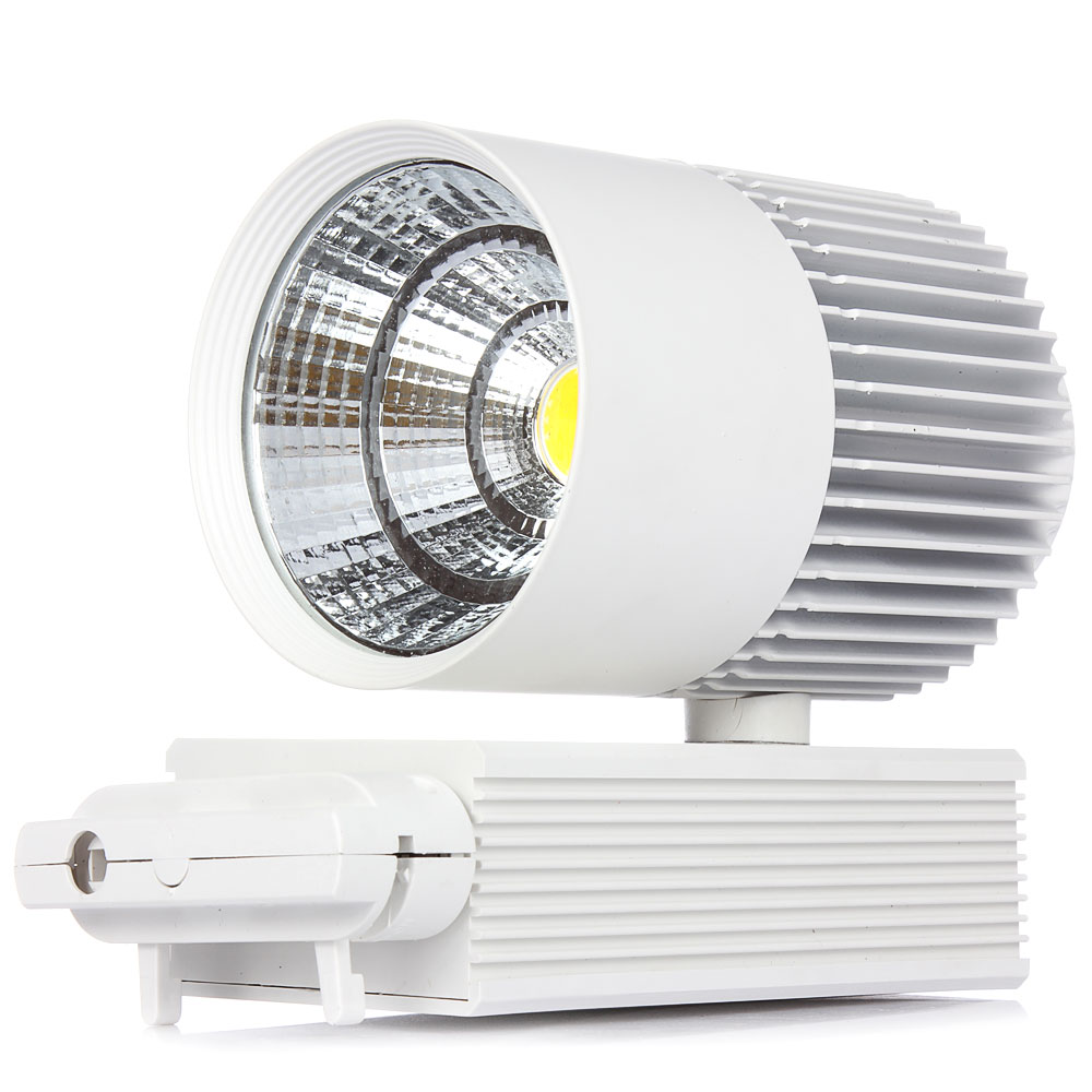 1pcs 30W High Power LED track light for Store/Shopping mall lighting lamp Warm/Cold White Spot light