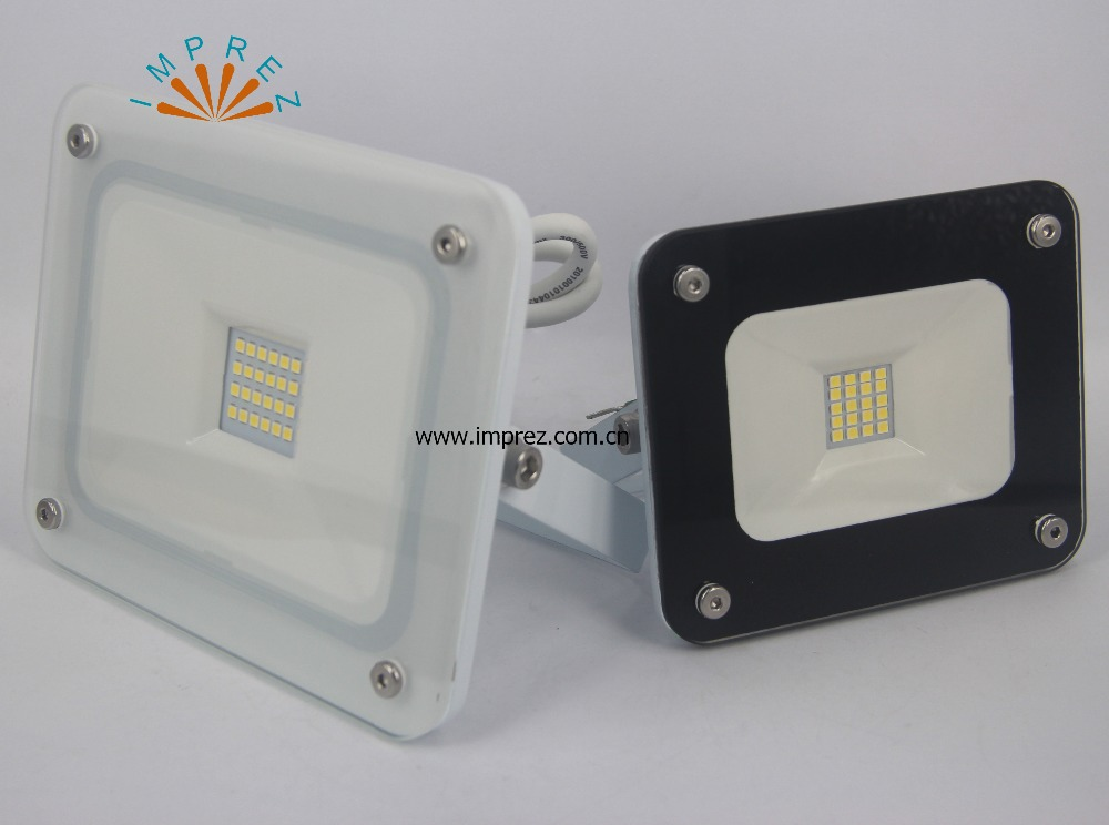 free shipping 10pcs/lot 10W ipad led flood light ultra-thin led flood light IP65 220-240V 2years warranty