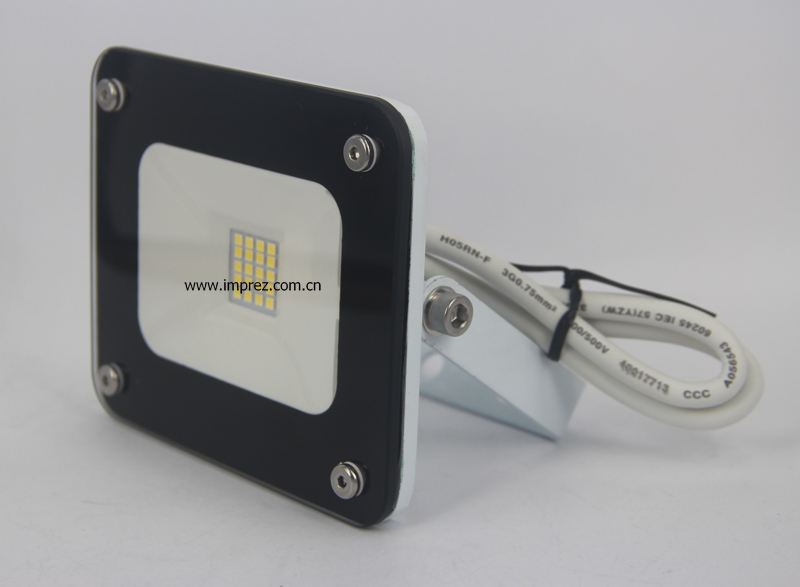 20W ipad led flood light ultra-thin driverless led flood light IP65 220-240V white/black housing 2years warranty free shipping