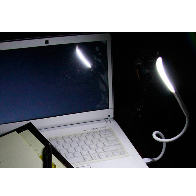 Portable LED reading lamp, USB energy-saving night light, rechargeable portable LED lights, free shipping