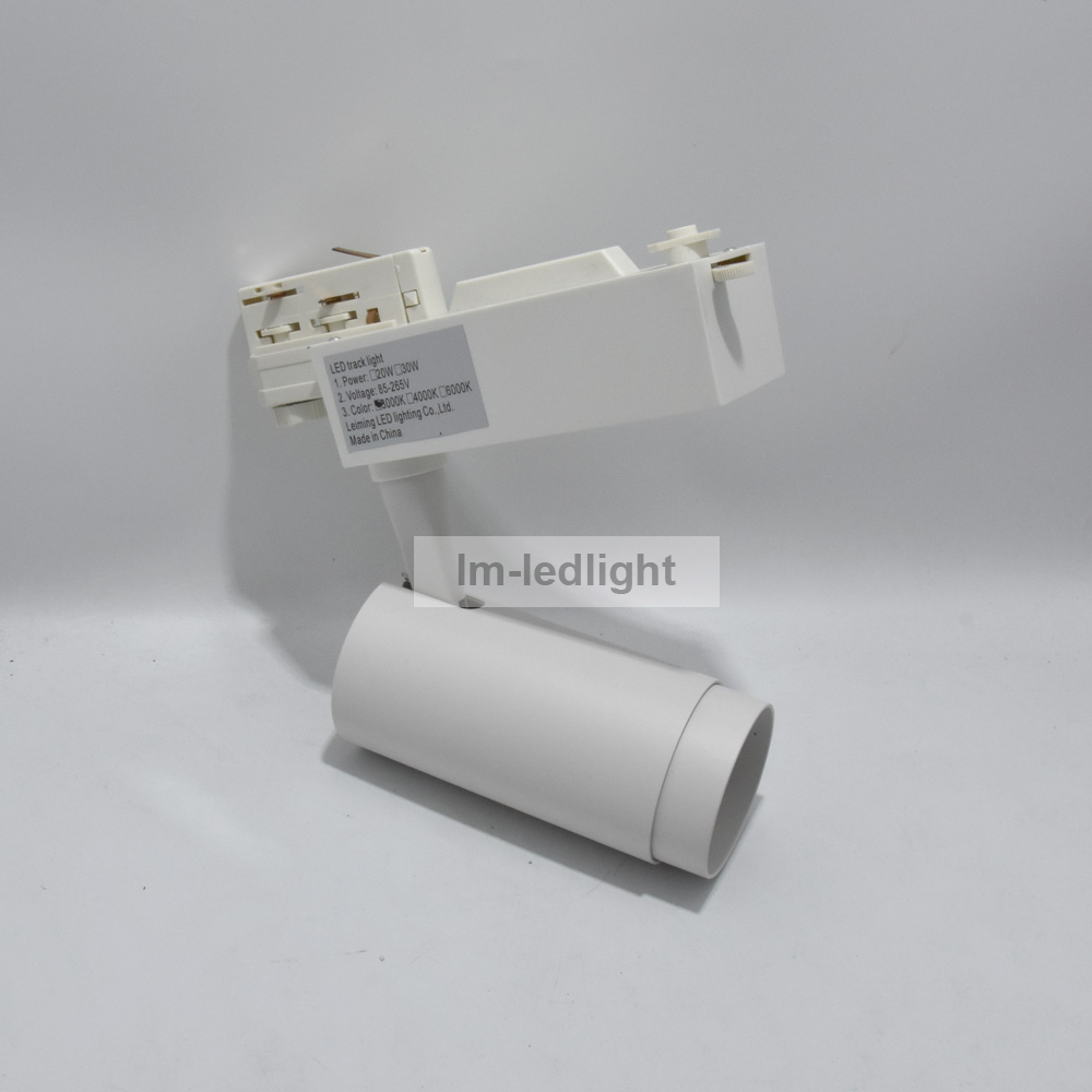 4 wire 3 phase led track light (4)