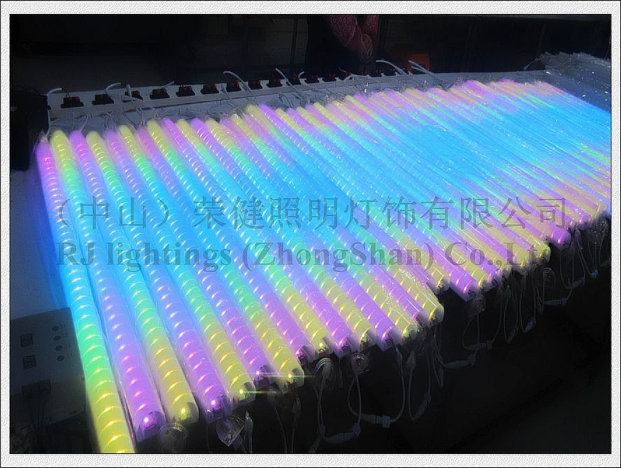 led rgb pixel tube guard rail tube guardrail tube (2)