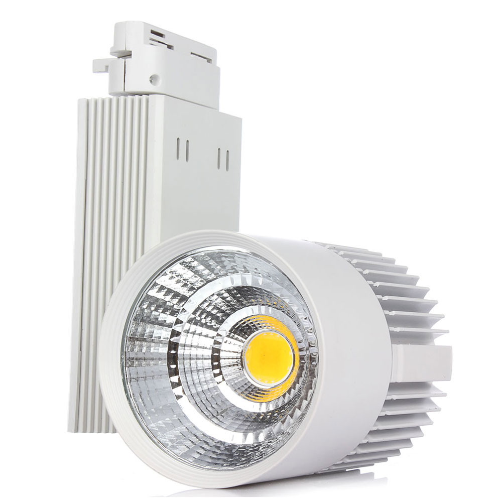 1pcs Hot Sale!!! COB Led Track  Light 30W AC85-265V Led Wall Track Lighting for Shop Clothing Store