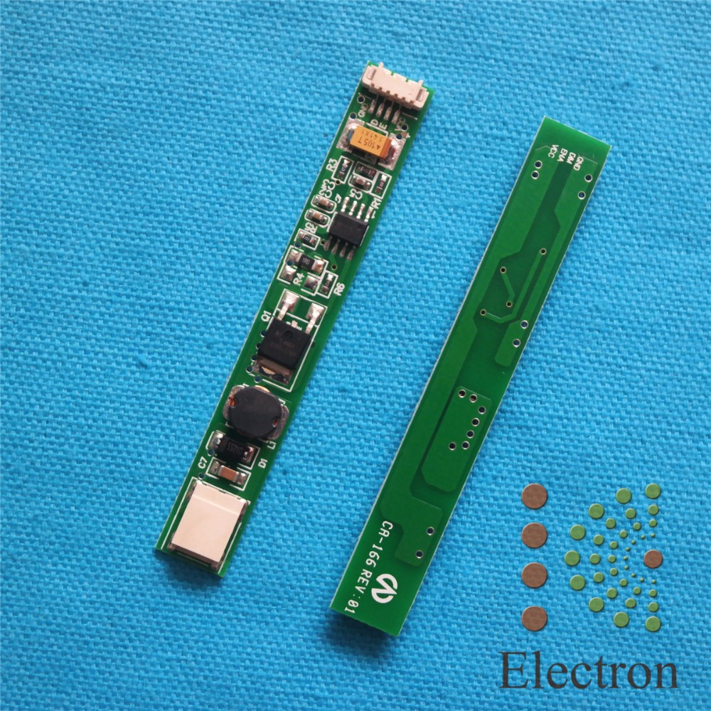 High quality Universal Laptop LED Backlight Single lamp Inverter Constant Current Driver Board Adjustable light 12V