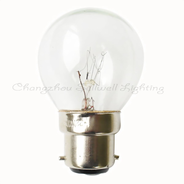 Miniature light 220v 10w b22 A440 GOOD 10pcs