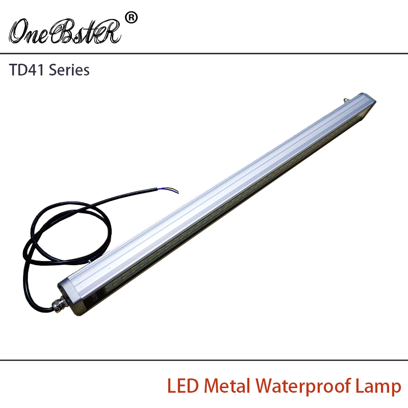 HNTD  TD41-20W 110/220V Led Metal Panel Light CNC Machine Tool Waterproof Explosion-proof led Astigmatism led work light