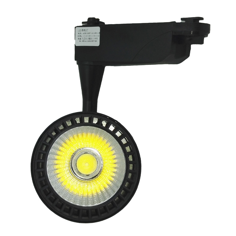 LED Track Light COB 15W 20W Rail Lights Spotlight For Clothing Shoes Shops Stores Indoor Lighting