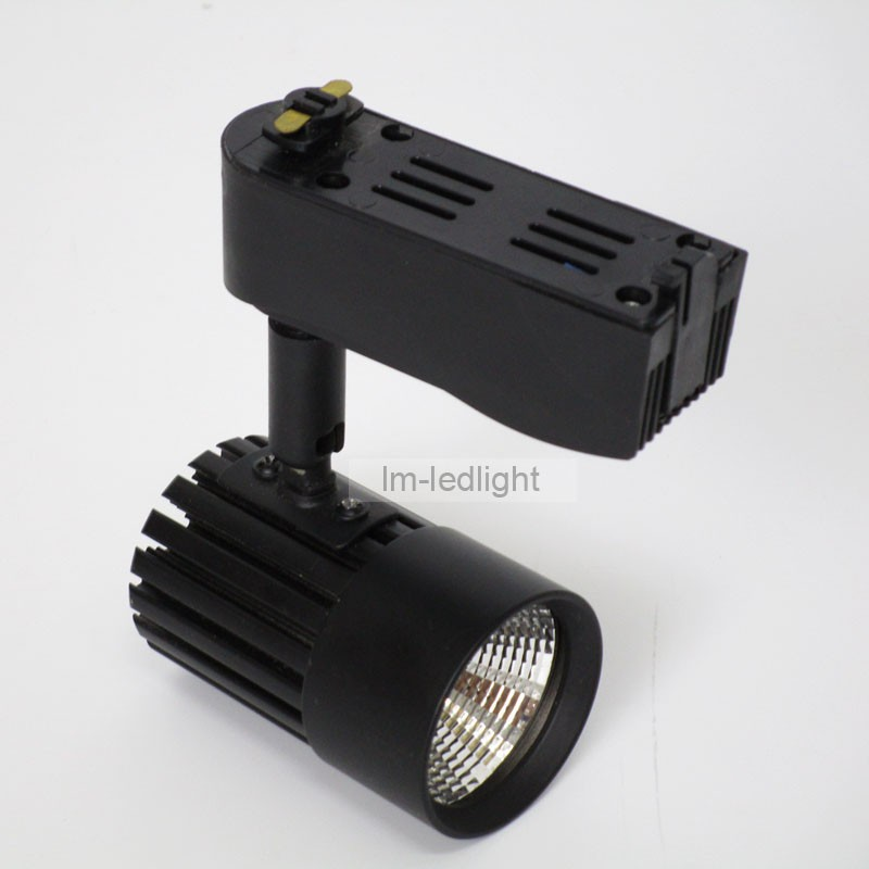 COB 7w led track light black (16)